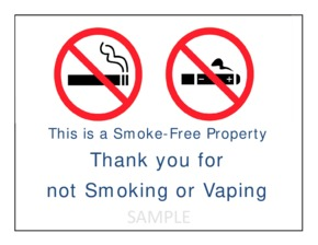 Free Connecticut Connecticut Smoke Free Posters PDF
