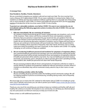 Free Health Long-Term-Care Letter PDF