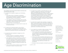 Free Louisiana Age Discrimination PDF