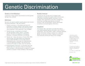 Free Louisiana Genetic Information and Privacy PDF