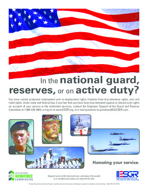 Free Louisiana National Guard PDF