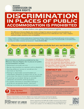 Discrimination in Public Accommodations PDF
