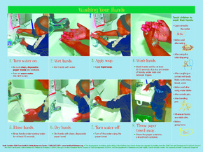 Free North Carolina North Carolina Handwashing Poster PDF