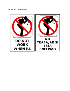 Free North Carolina Workplace Warning Posters PDF (Job Safety Poster)