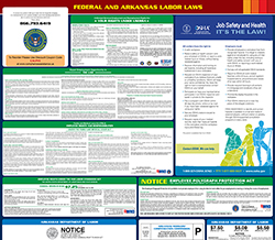 Arkansas Minimum Wage & Labor Law Poster