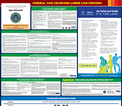 Colorado Minimum Wage & Labor Law Poster