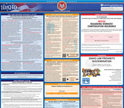All-in-one id labor law poster