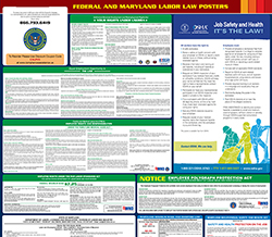 Maryland Minimum Wage & Labor Law Poster