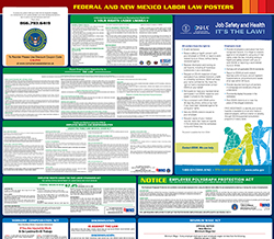 New Mexico Minimum Wage & Labor Law Poster