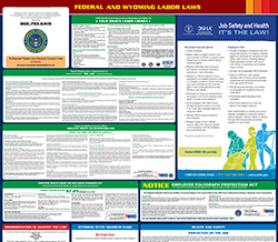Wyoming Minimum Wage & Labor Law Poster
