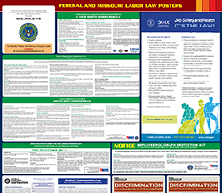 All-in-one missouri labor law poster